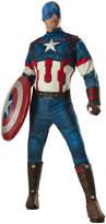 Rubie's Costume Co Deluxe Captain America Costume - Men