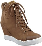 GUESS Women's Merina Wedge Sneakers