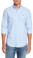 Vineyard Vines Men's Classic Fit Stripe Sport Shirt