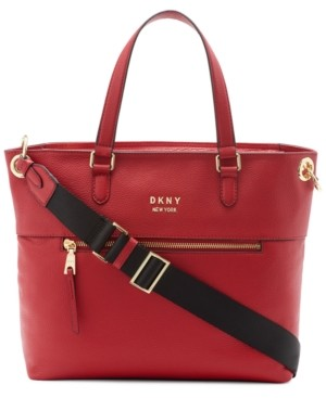 DKNY Gregorio Leather Tote