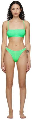 Hunza G Green Gigi Bikini