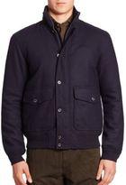 Polo Ralph Lauren Stockport Wool-Blend Jacket