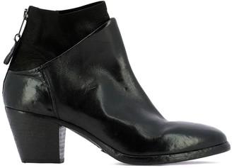 Elena Iachi Heeled Ankle Boots