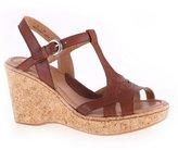 b.ø.c. Women Eponine Brown Wedge Sandals