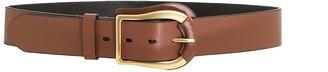 Zimmermann Wide Leather Belt