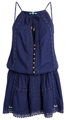 Melissa Odabash Sleeveless Mini Dress