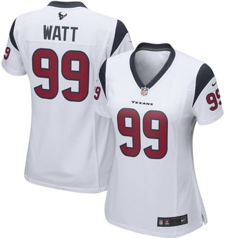 Nike J.J. Watt Houston Texans Women's Player Game Jersey - White