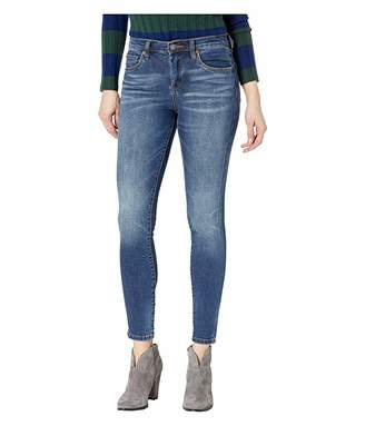 Blank NYC The Great Jones High-Rise Denim Jeans in Rough Rider