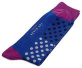 Ted Baker Helium Color Block Spot Socks