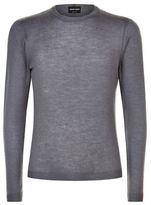 Giorgio Armani Fine Knit Wool Sweater
