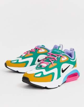 Nike Multi Air Max 200 Sneakers