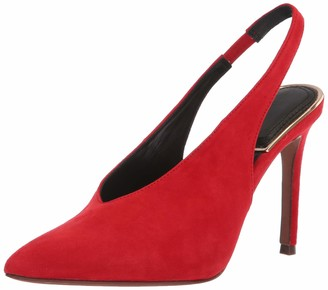 BCBGMAXAZRIA Women's Cassie Sling Back Shoe