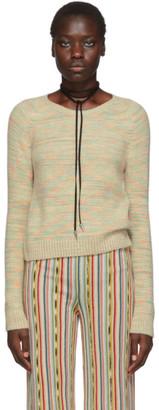 Missoni Multicolor Tie-Dye Sweater