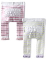 Country Kids Baby-Girls Infant Pastel Stripe Rhumba Footless Tights