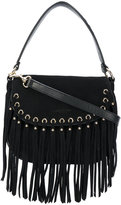 Lancaster fringed tote