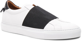 Givenchy Strap Leather Sneakers