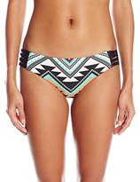 Body Glove Women's Maka Ruby Bikini Bottom