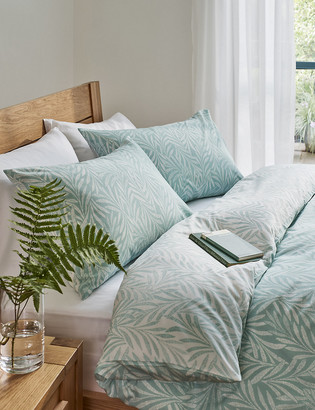 Marks and Spencer Fern Print Bedding Set