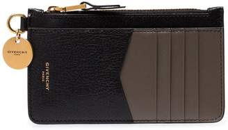 Givenchy GV3 leather card holder
