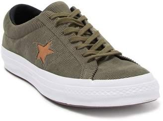 Converse One Star OX Corduroy Low Top Sneaker (Unisex)