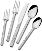 Mikasa Towle® Living Griffin Forged 42 Piece Flatware Set