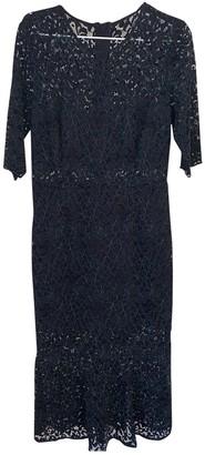 Veronica Beard Black Lace Dress for Women
