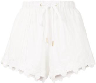 We Are Kindred Beatrix drawstring shorts