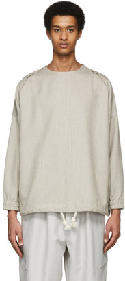 House of the Very Islands Grey Dashboard Pullover