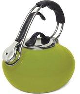 Chantal 1.8-qt. Loop Teakettle, Festive Green