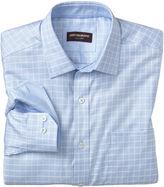 Johnston & Murphy Houndstooth Squares Shirt