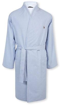 Ralph Lauren Oxford Kimono