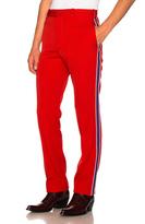 Calvin Klein Wool Twill Trousers