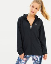 Nike Womenu2019s Essential Hooded Running Jacket