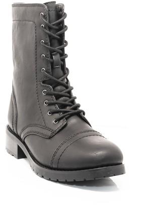 Nest Footwear Lace-Up Combat Boot
