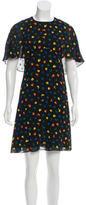 Sonia Rykiel Printed Knee-Length Dress
