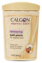 Calgon Ageless Bath Renewing Bath Pearls for Radiant Skin - 16 oz