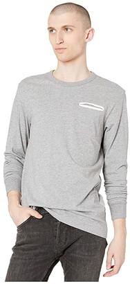 G Star G-Star Quark Pocket R T-Shirt (Dark Black) Men's Clothing