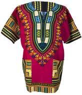 Lofbaz Traditional African Print Unisex Dashiki