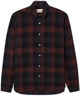 Oliver Spencer New York Special Checked Cotton Shirt
