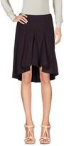 Dondup Knee length skirts - Item 35355275