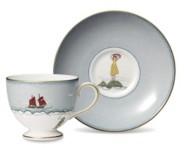 Wedgwood Sailors Farewell Teacup & Saucer Set