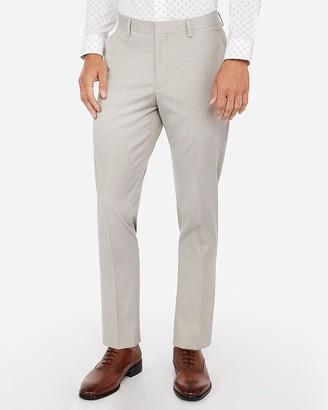 Express Extra Slim Houndstooth Wrinkle-Resistant Stretch Dress Pant