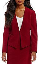 Preston & York Gerri Stretch Crepe Suiting Jacket