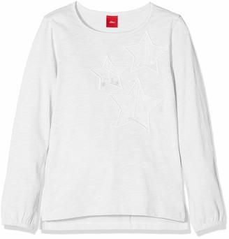 S'Oliver Girls' 53.809.31.8202 Longsleeve T-Shirt