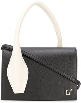 L'Autre Chose Two-Tone Tote Bag