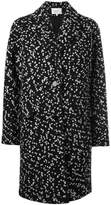 Carven oversized tweed coat