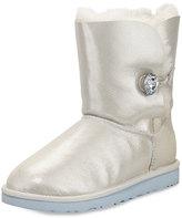 UGG I Do! Bailey Swarovski® Crystal Bridal Boot, White