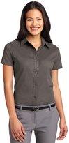 Port Authority Women's Short Sleeve Easy Care Shirt S