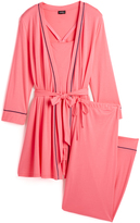 Cosabella Bella Maternity Robe, Cami and Pant PJ Set