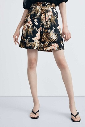 Witchery Laci Printed Short